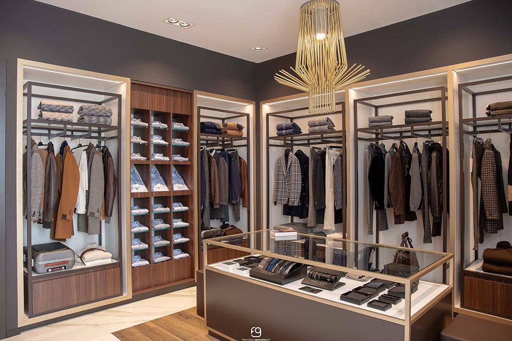 M&P L'uomo il nostro nuovo concept store